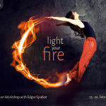Light your Fire Soul Motion™ Workshop 25-26. februar 2017 with Edgar Spieker