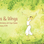 February 23rd to 25th 2018 Roots & Wings Soul Motion® Workshop with Edgar Spieker